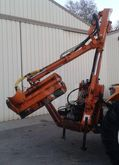 1997 SMA PANTHERE 550 Hedge mow
