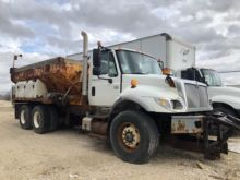 Used Plow Spreader Trucks For Sale International