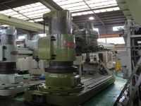 1964 Okuma 2000 2000mm Radial D