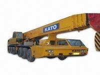 1998 Kato NK800E 80T Truck Cran