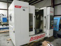 Used Bridgeport VMC-
