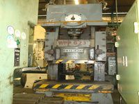 OKK MT-100 100T Press