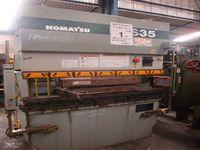 Komatsu PHS-35x125 1.2m Hydraul