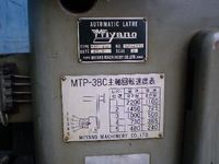 Miyano MTP-3BC Automatic Bar La