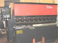 1988 Amada FBD-5020F 2.0m Hydra