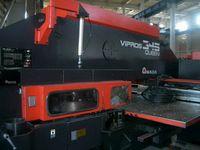 1997 Amada VIPROS-345Q Turret P