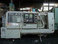 1991 Okuma LR15 CNC Lathe
