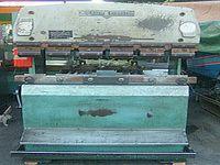 1978 Amada RG-25 1.2m Hydraulic