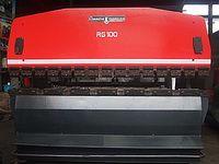 Amada RG-100S 2.5m Hydraulic Pr