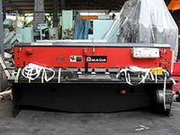 Amada M-2545 2.5m Mechanical Sh