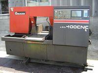 1997 Amada HFA-400CNC 400mm Ban