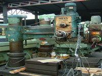 Ooya RE-1000 1000mm Radial Dril