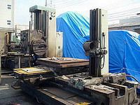 Tos 100MM Horizontal Boring Mac