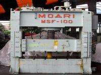 Used Mori MSF-100 10