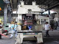 Amada TP-80C 80T Press