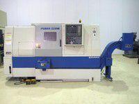 1998 Daewoo PUMA 250M CNC Lathe