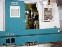 2002 Doosan Z340SM CNC Turning