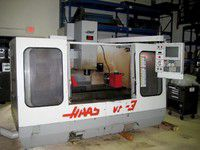 1994 Haas VF-3 Vertical Machini