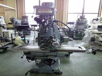 1988 Makino KB-55 Vertical Mill