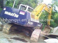 Komatsu PC200-5 Excavator