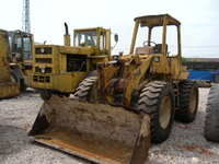 1992 CAT 910E Wheel Loader