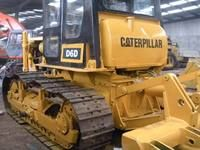 1989 CAT D6D Bulldozer