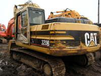 Used 2001 CAT 320B E