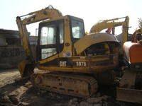 Used 2002 CAT 307B E