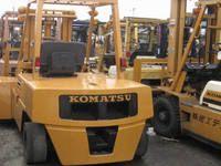 Used 2006 Komatsu FD