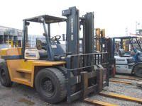 Used Komatsu 8 ton K
