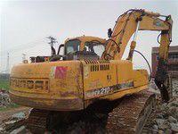 2000 Hyundai R210-5 Excavator