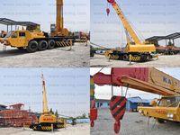 Kato NK800 80T Truck Crane