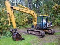 Komatsu PC120-3 Excavator