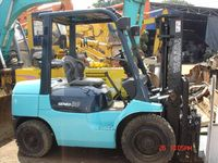 2000 Toyota 7FD30 3.0T Forklift