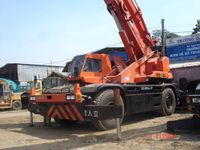 2005 Kato KR-65H 65T Rough Terr