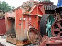 Japan 4236 Jaw Crusher