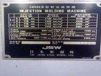 1995 JSW J-850EII 850T Injectio
