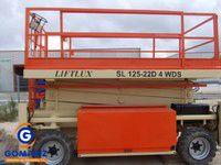 Used 1999 JLG LIFTLU
