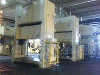 Cleveland - 350T Press