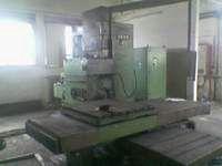WMW - CNC Horizontal Borer
