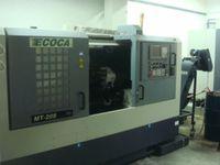 2008 Ecoca MT-208 CNC Lathe