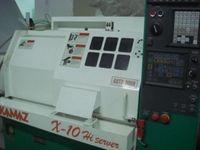 2002 Takamatsu X-10 CNC Lathe