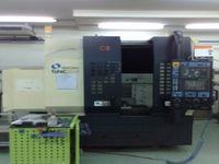Makino SNC64 Graphite Machining