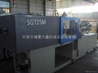2001 Sumitomo SG125M 125T Injec