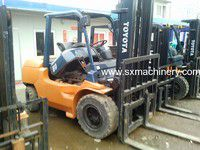 Toyota 5ton 5.0T Forklift Truck
