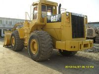 1990 CAT 966E Wheel Loader