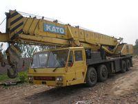 Kato NK500 50T Truck Crane