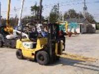 TCM FD25Z2S 2.5T Forklift Truck
