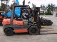 Toyota 6FD30 3.0T Forklift Truc