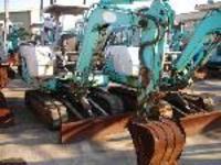 Used IHI 32J Excavat